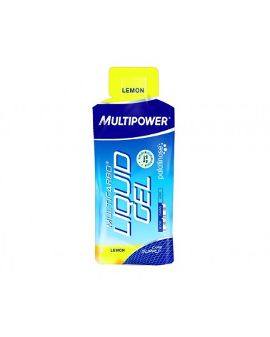 Gel Multipower Multicarbo Liquid Gel Limon