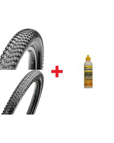 Pack Maxxis Ikon TLR EXO+Ardent Race TLR EXO+X-Sauce 200ml