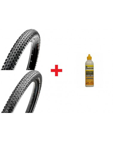 Pack Maxxis Race TT TLR EXO+Ardent Race TLR EXO+X-Sauce 200ml