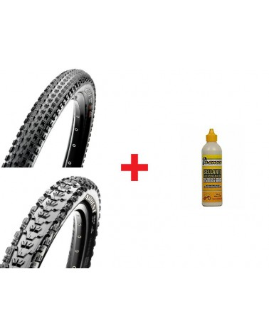 Pack Maxxis Race TT TLR EXO+Ardent TLR EXO+X-Sauce 200ml
