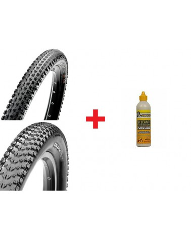 Pack Maxxis Race TT TLR EXO+Ikon TLR EXO+X-Sauce 200ml