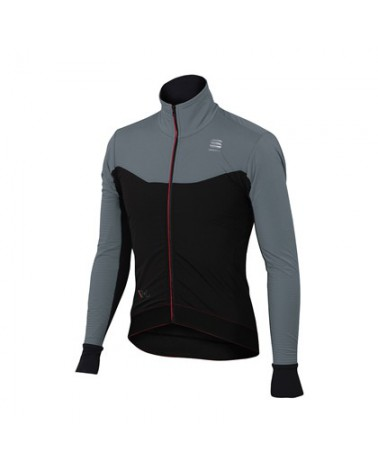 Chaqueta Sportful R&D Light Negro/Gris