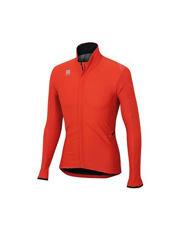 Chaqueta Sportful Fiandre Light Wind Naranja