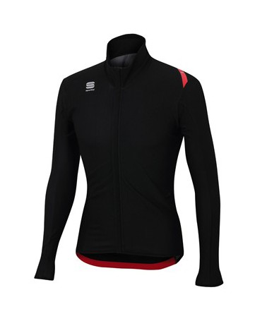 Chaqueta Sportful Fiandre Light Wind Negro