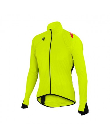 Chaqueta Sportful Hot Pack 5 Amarillo Fluor