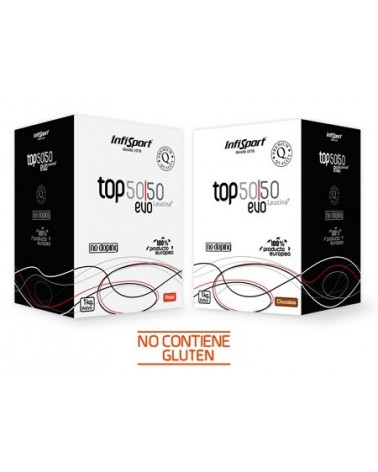 Infisport Top 50/50 Chocolate 1000 gramos