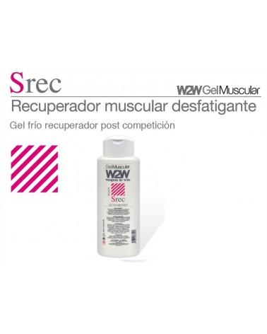 Gel W2W S Rec Recuperador muscular desfatigante 500 ml