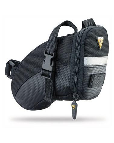 Bolsa sillín Topeak Aero Wedge Con Velcro