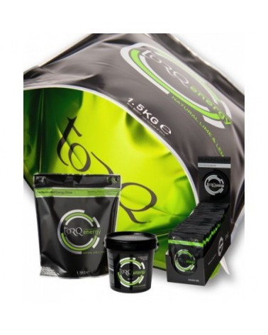 Bebida energética en polvo Torq Lima Limon 500 gr