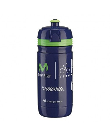 Bidón Elite Corsa Movistar