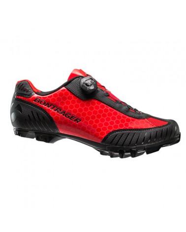 Zapatillas Btt Bontrager Foray Rojo Viper