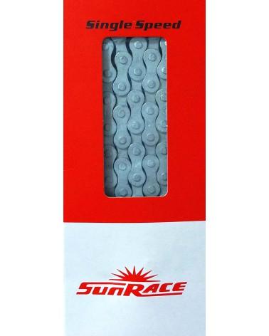 Cadena Sunrace 1 Velocidad Bmx/Pista