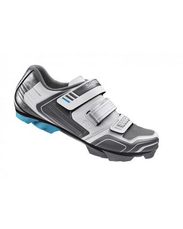 Zapatillas Btt Shimano WM53 Mujer Blanco