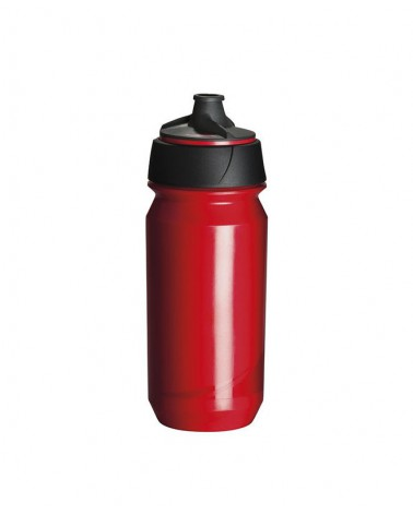 Bidón Tacx Shanti boquilla membrana 500 ml Rojo