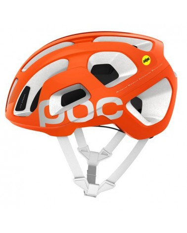 Casco Poc Octal Mips Zink Orange