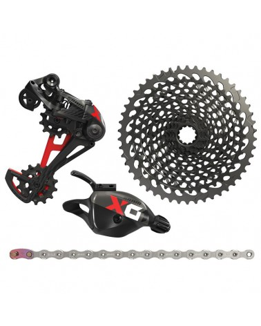 Grupo Sram Eagle X01 1x12 Upgrade