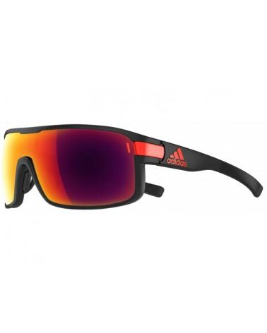 Gafas Adidas Zonyc Negro/Rojo Cristal espejo
