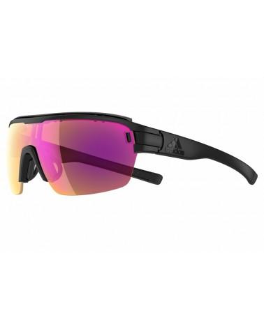 Gafas Adidas Zonyk Aero Negro Mate Cristal Vario Purple UV 400 Fotocromático