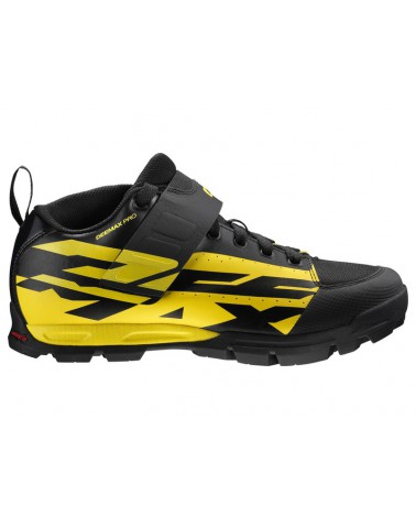 Zapatillas Btt Mavic Deemax Pro 2017 Negro/Amarillo
