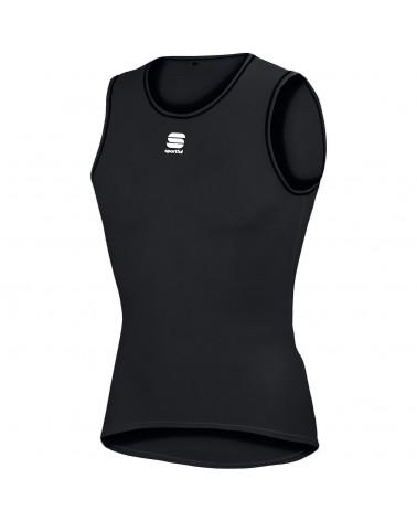 Camiseta interior Sportful Thermo Dynamic Lite Negro