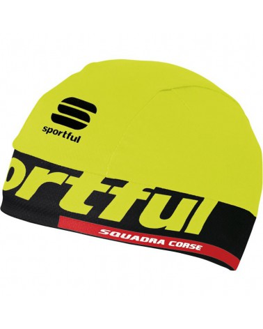 Sotocasco Sportful Squadra Corse Amarillo fluor