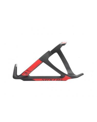Portabidón Syncros Tailor 2.0 derecho Negro/Rojo