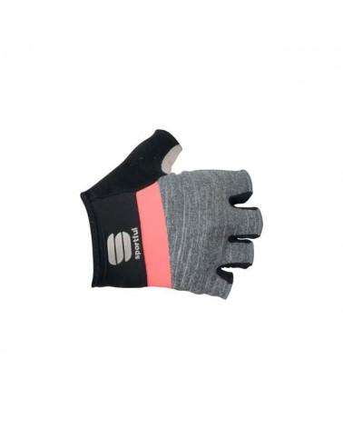 Guantes Sportful Giara Negro/Rosa