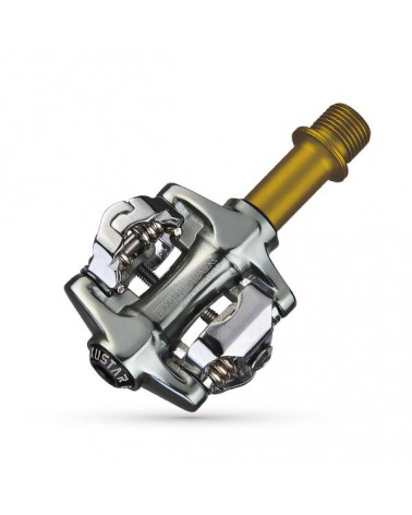 Pedal Exustar E-PM215 Ti-1