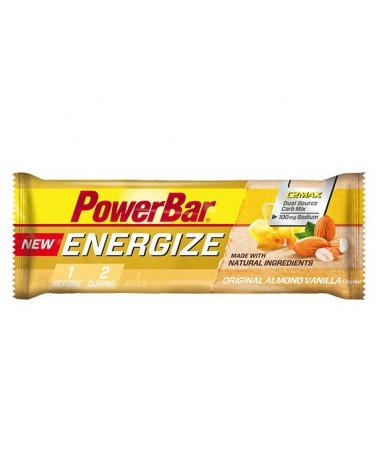 Barrita Powerbar Energize Almendra/Vainilla