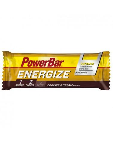 Barrita Powerbar Energize C2Max Cookies&Cream