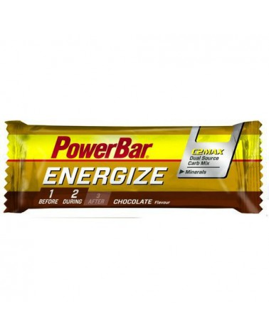 Barrita Powerbar Energize C2Max Chocolate