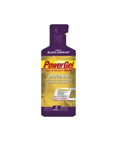 Gel Powerbar Powergel Cafeína Grosella
