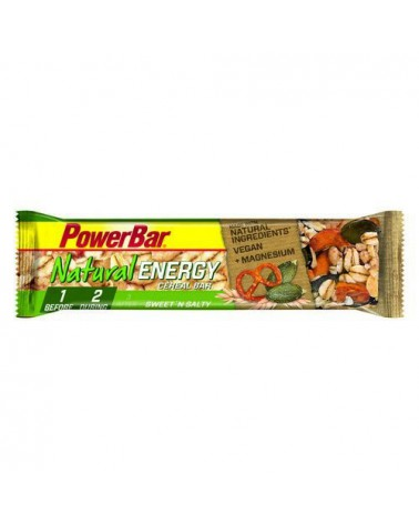 Barrita Powerbar Nutural Energy Cereales