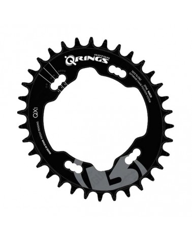 Plato Rotor Qring QX1 BCD 96 Para Shimano XT