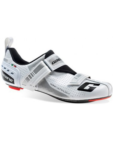 Zapatillas Triathlon Gaerne G.Kona Carbon 2017 Blanco