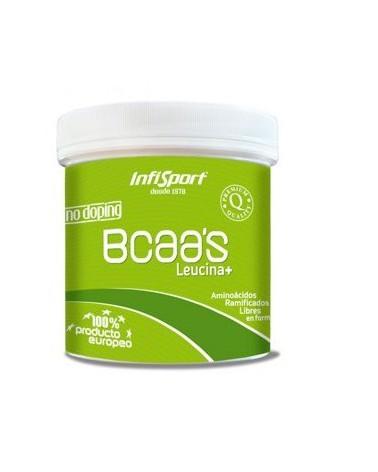 Infisport BCAA Leucina 200 grs. Polvo