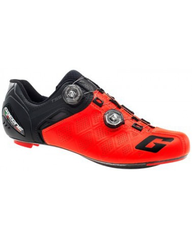 Zapatillas Carretera Gaerne G.Stilo+ Carbon Rojo