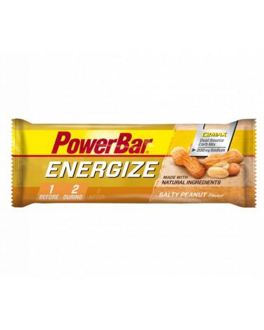 Barrita Powerbar Energize C2Max Cacahuete