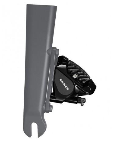 Pinza de freno carretera delantero Shimano RS805 Flat mount