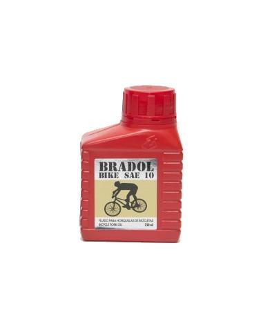 Aceite Horquilla Bradol SAE 10 250ML
