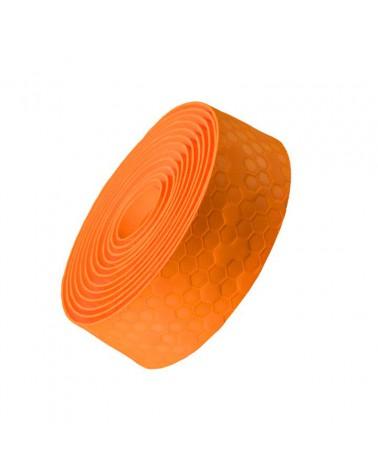 Cinta de manillar Bontrager Gel Cork Naranja Catalyst