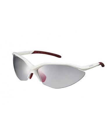 Gafas Shimano S52R Fotrocromáticas Blanco/Rojo