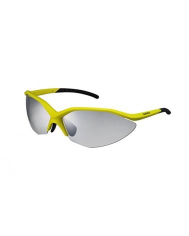 Gafas Shimano S52R Fotrocromáticas Lima/Negro