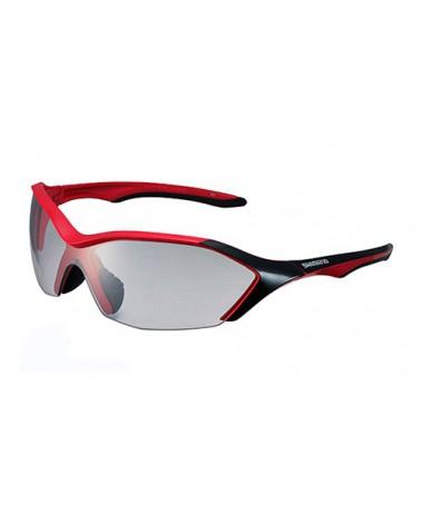 Gafas Shimano S71R Fotrocromáticas Rojo/Negro