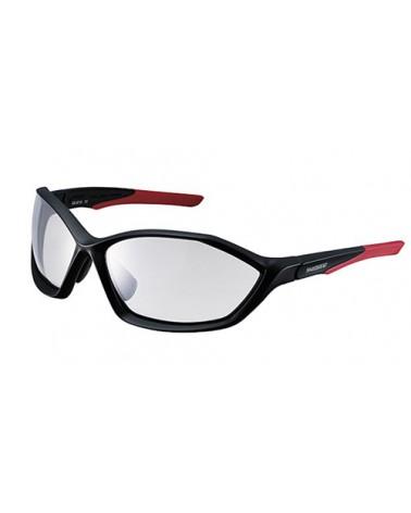 Gafas Shimano S71X Fotrocromáticas Negro/Rojo