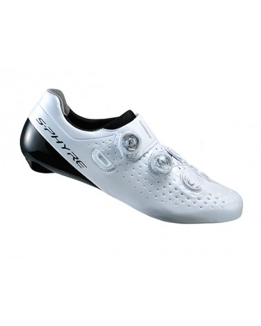 Zapatillas Carretera Shimano S-Phyre RC9 Blanco