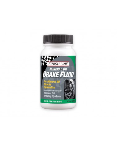 Liquido de frenos Finish Line Mineral 120ml