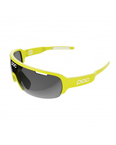 Gafas Poc DO Half Blade Unobtanium Yellow Cristal Black 10.0