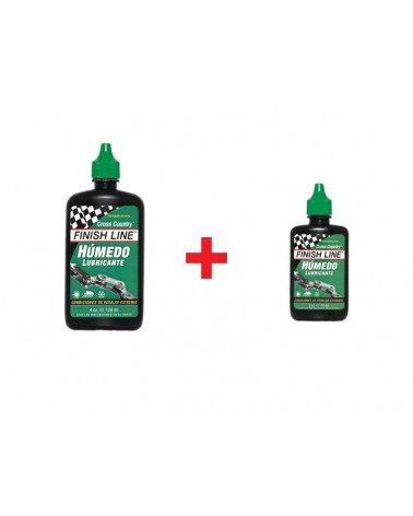 Pack Finish Line Lubricantes Cross Country