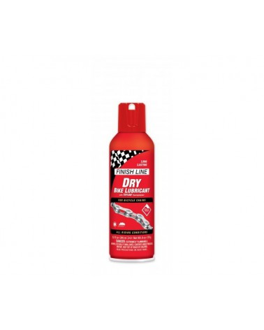 Lubricante Finish Line Teflón Seco Spray 240ml